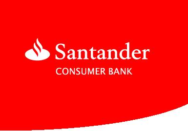 Santander logo.
